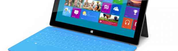 Microsoft to release it's own Windows 8 tablets this fall