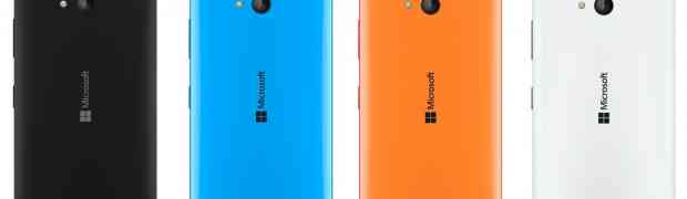Microsoft@MWC2015 - Lumia 640 and 640 XL