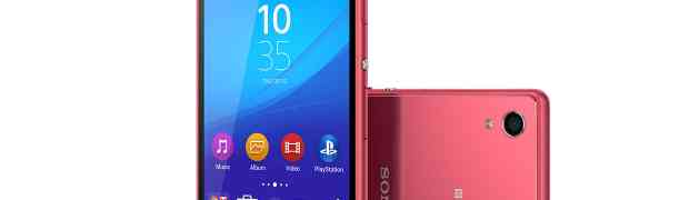 Sony@MWC2015 - Xperia M4 Aqua and E4g